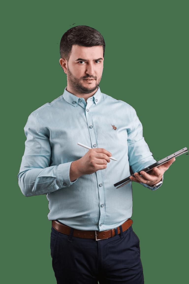 Andrei Horciu - Broker de Asigurare